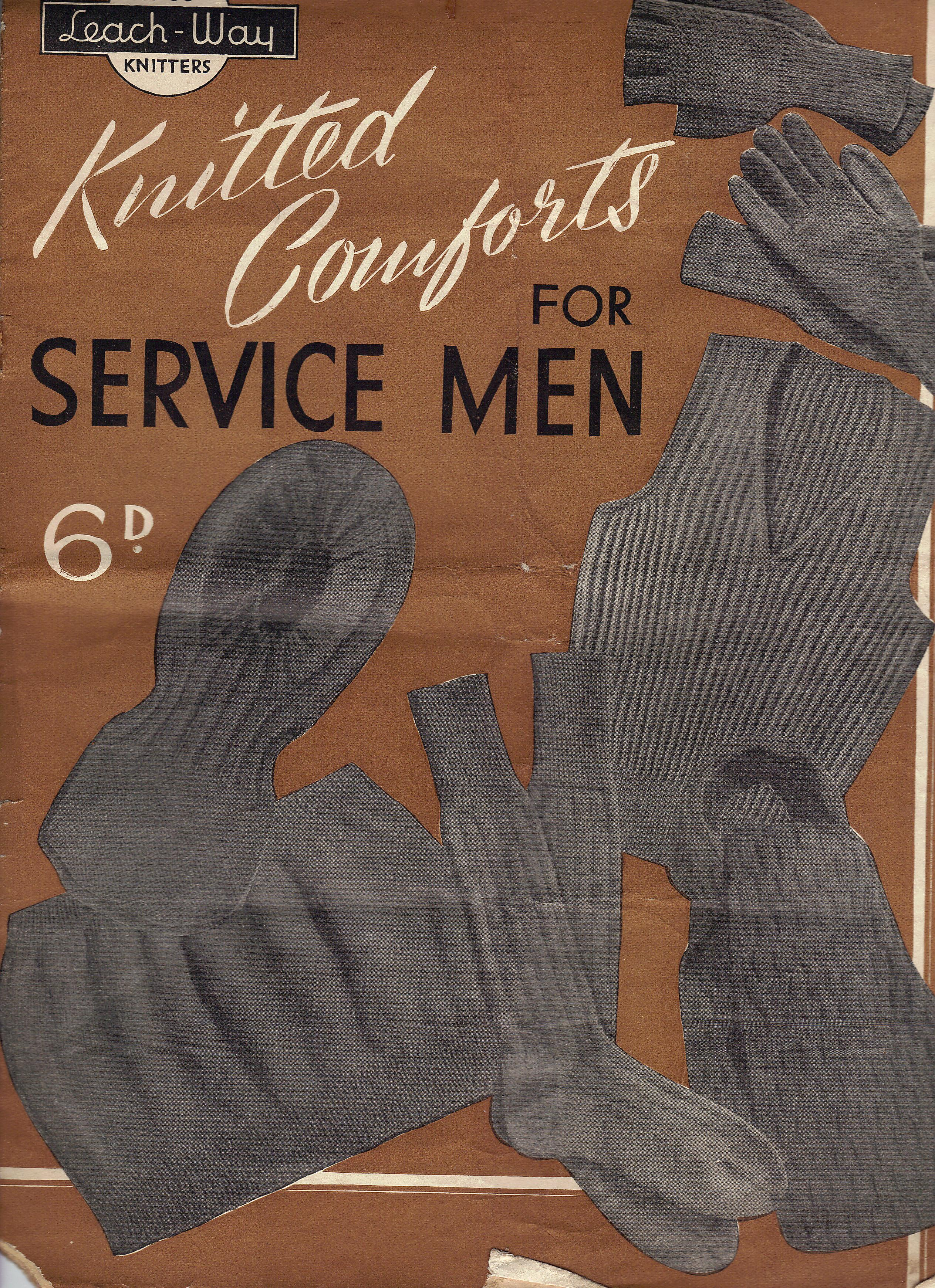 Wartime Knitting Patterns : world war two   The Knitting Genealogist