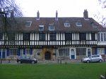St William's College, York, site of Jameson's shop