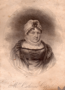 Catharine Cappe. Image Courtesy Long Preston Heritage Project.