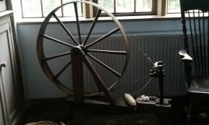Mini Great Wheel at Armley Mills, Leeds